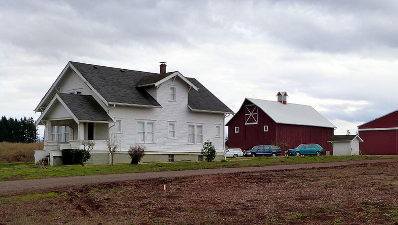American Style The American Farmhouse