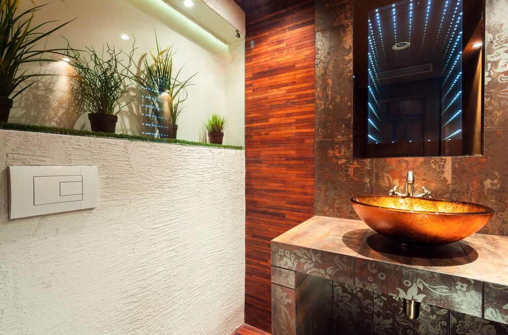 Top 2015 bathroom design trends for Best bathrooms 2015