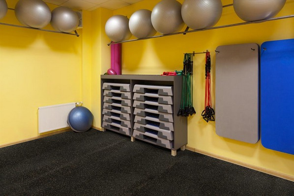 Transform your basement into a home gym