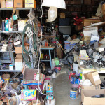 clutter hoarding