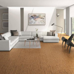 cork flooring living room