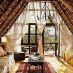 elegant loft space