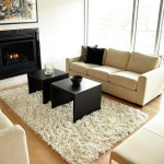 Yanchi Area Rugs - Recycled Paper Shag