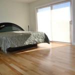 birch wood floors bedroom
