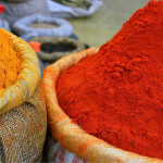 Indian Spices color palette