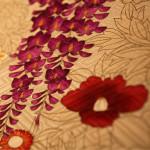kimono flowers color palette