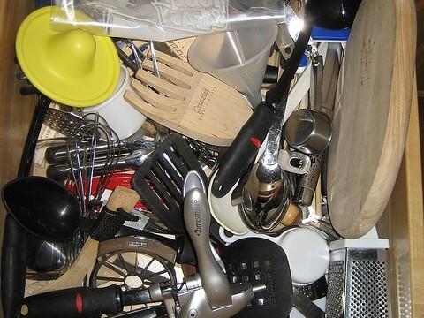 kichen junk drawer