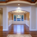 Teak Hardwood new home