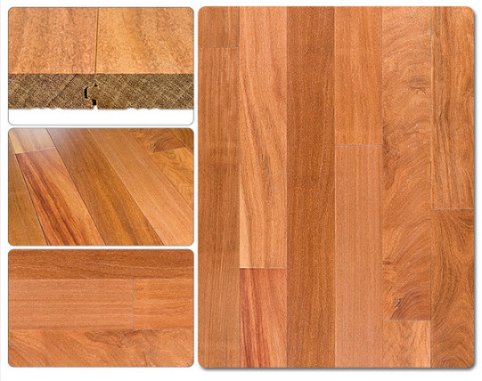 cumaru hardwood flooring profile