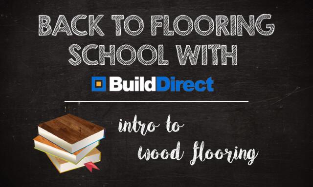 Blog Intro to Wood Flooring