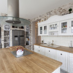 country kitchen tuscany