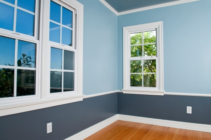 Energy efficient windows interior
