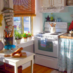 skirted kitchen cabinet sink