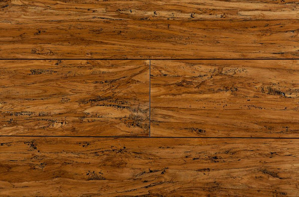 sandalwood brushed plank close up