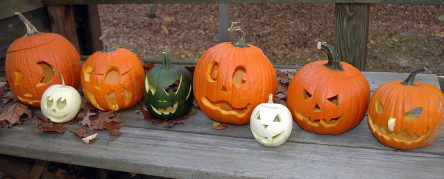 jack o lanterns usual suspects