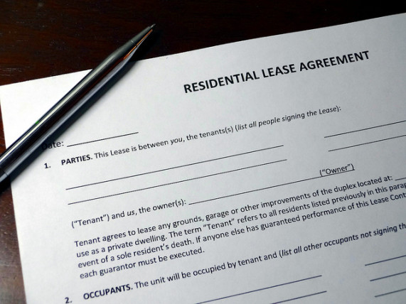 Landlord And Your Tenant Checklist Before Signing The Lease