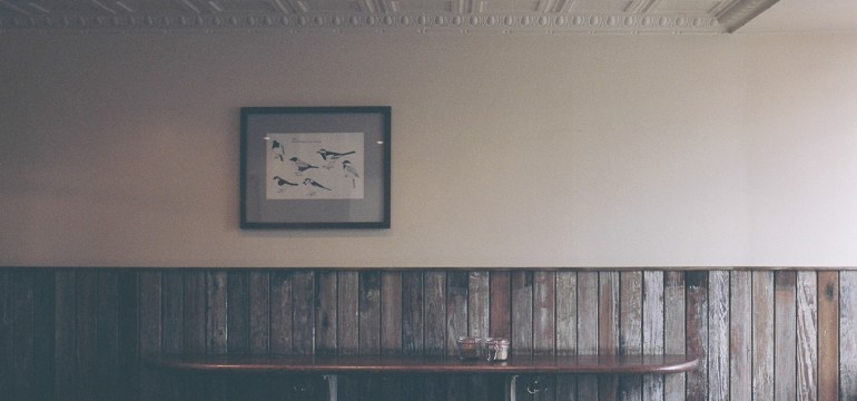 Coffee bar decor