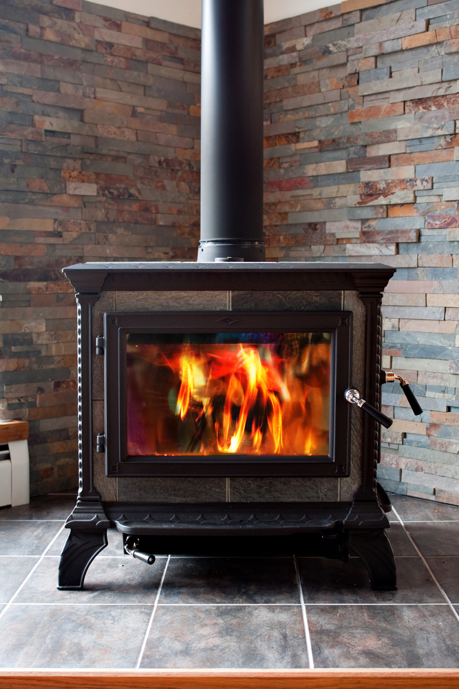 Get Cheaper Heat With An Old Fashioned Wood