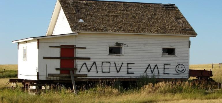 abandoned house move me