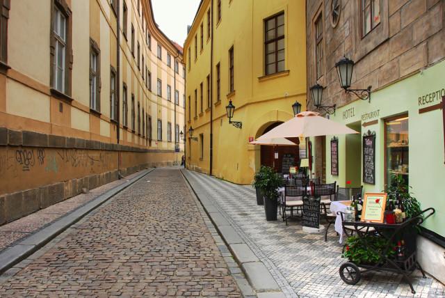 european streets