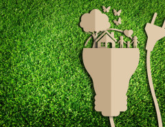 energy efficiency at home illustration