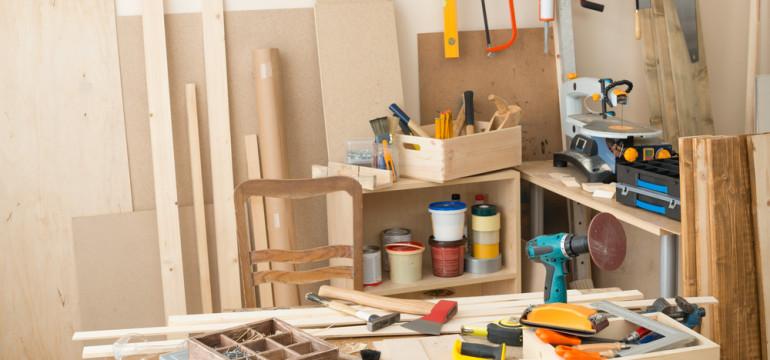 workshop carpentry