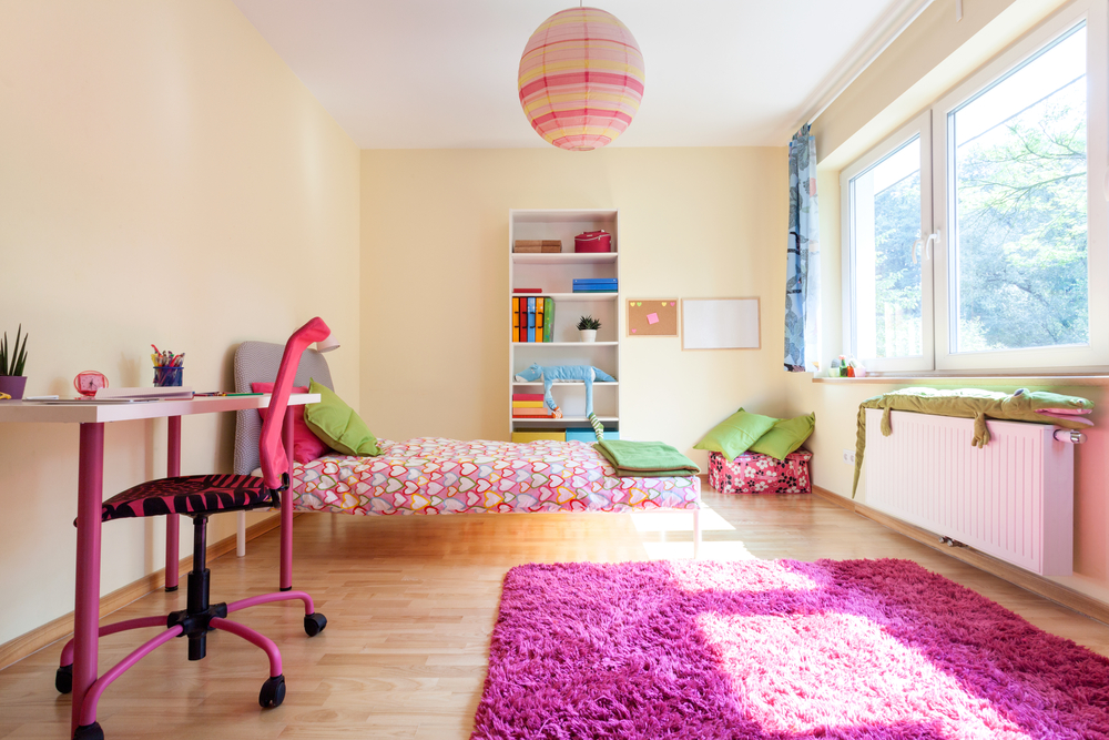 Kids bedroom cleaning checklist 6 tips for Flooring for child s bedroom
