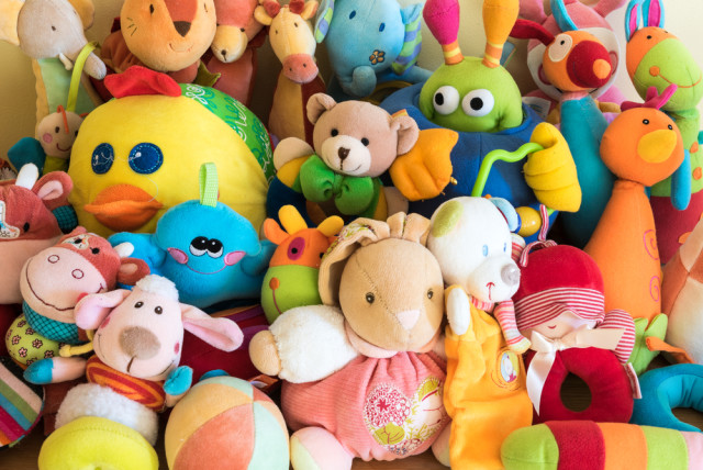 kids soft toys collection stuffies
