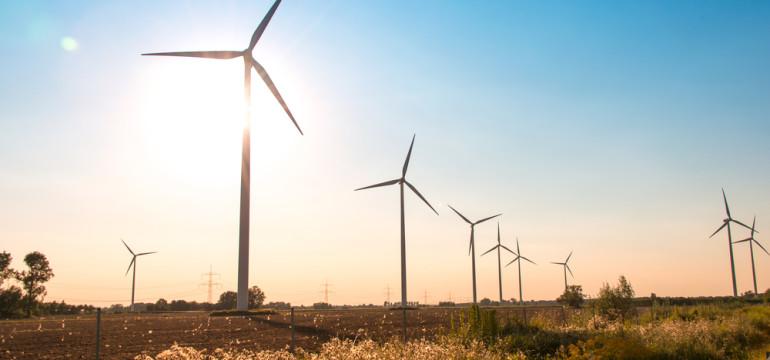 clean energy wind power turbines