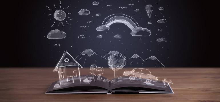 homeownership ideal illustration