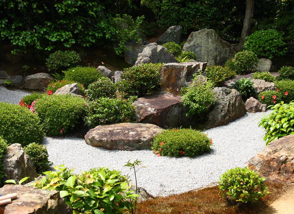 zen garden inspiration for every backyardbuilddirect blog. Black Bedroom Furniture Sets. Home Design Ideas