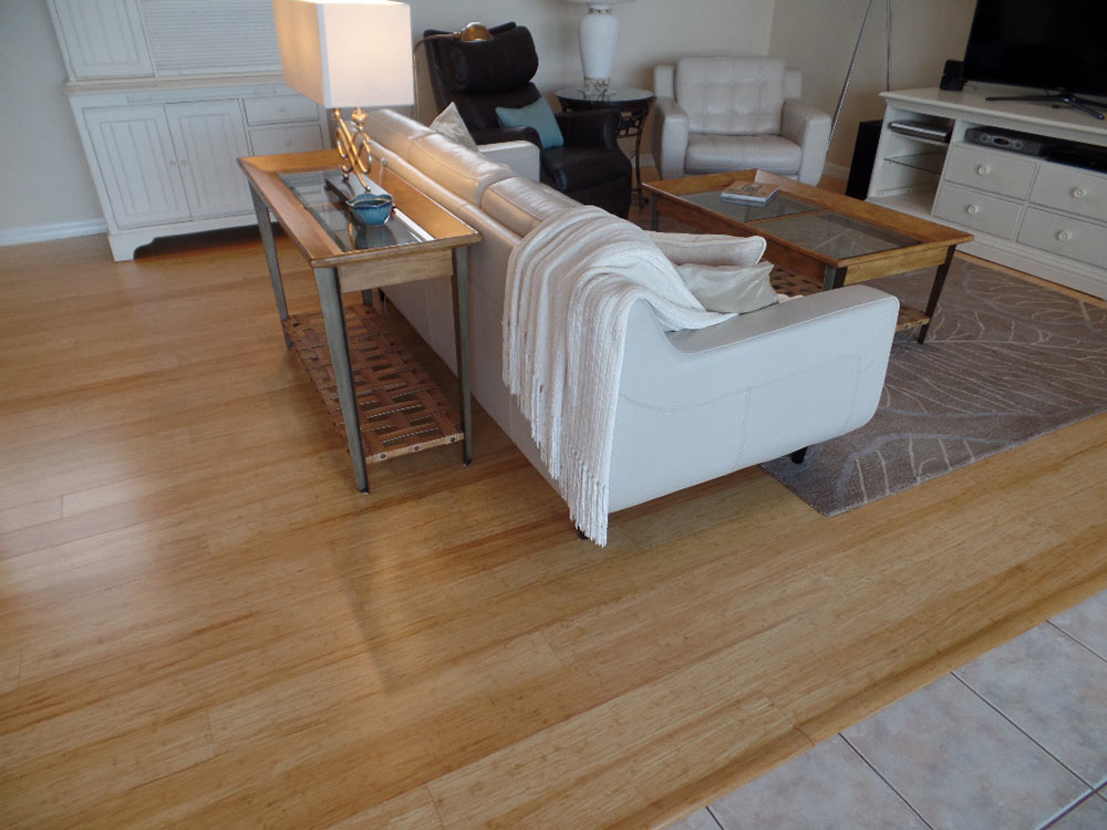 Strand Woven Bamboo Flooring A Hardwood Solution For Your
