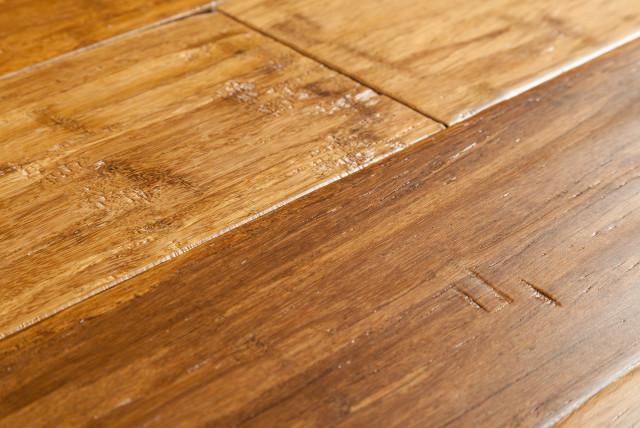 barn plank style bamboo flooring