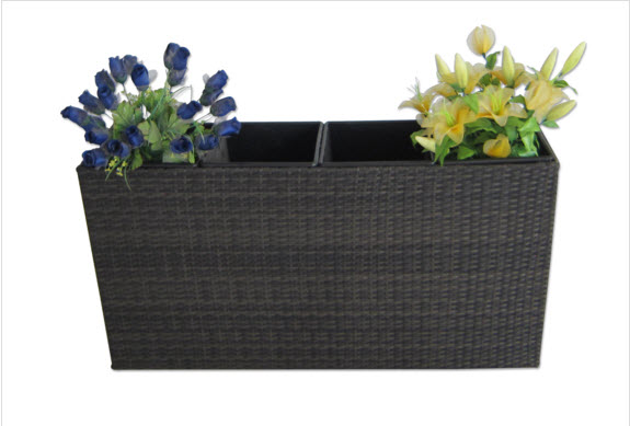 wicket wall planters