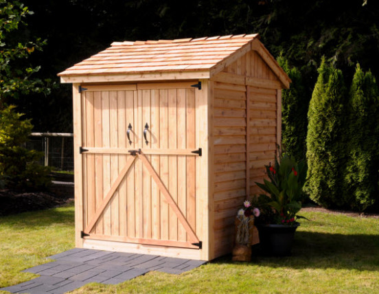 Hewetson Storage Sheds - Lifestyle Series