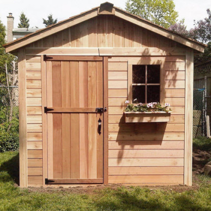 Outdoor Living Today Storage Shed - Lifestyle Series