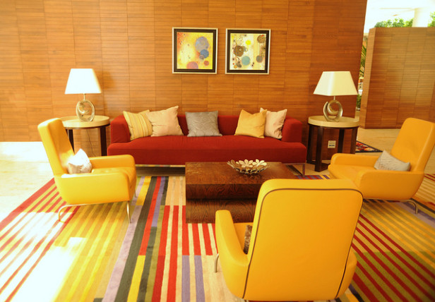 Color Combinations Creating Visual Warmth With Home Decor
