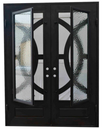 Door to dream choosing the right exterior door Grafton exterior wrought iron doors