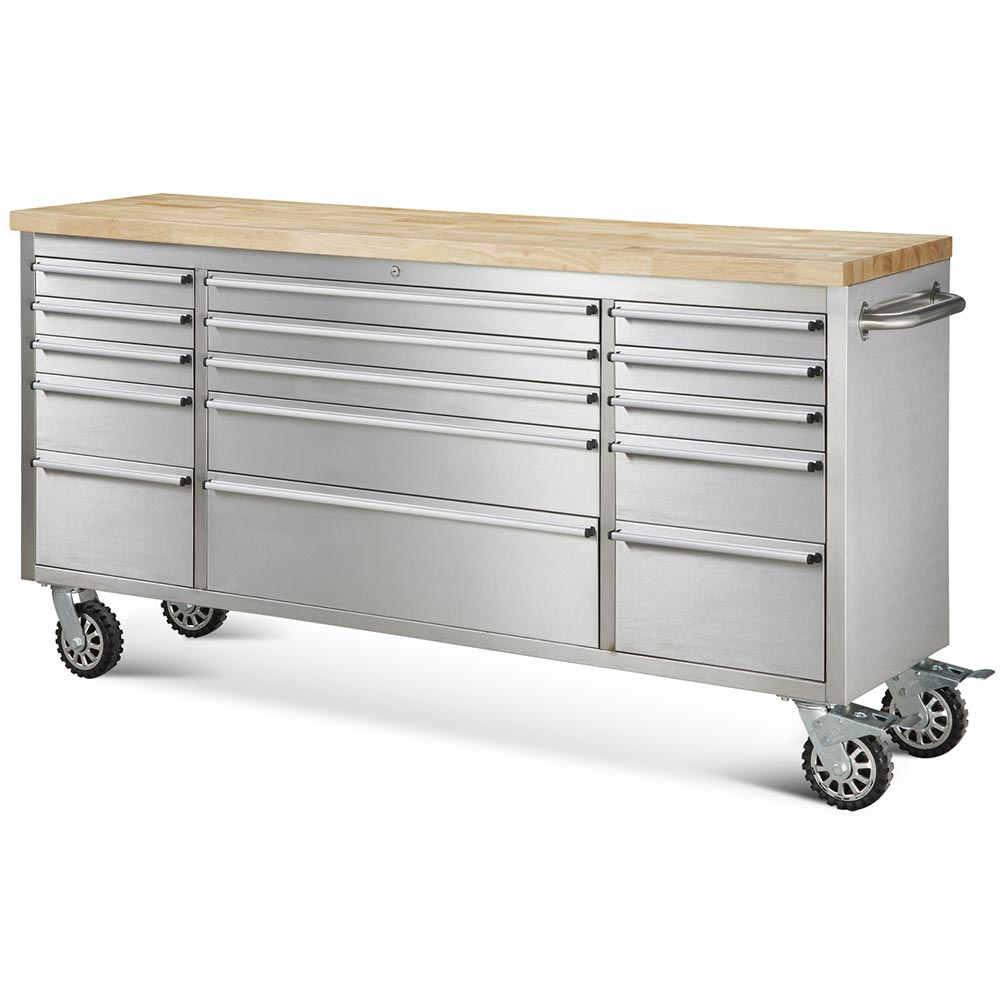 Tool Chests: Modern Kitchens with More ...