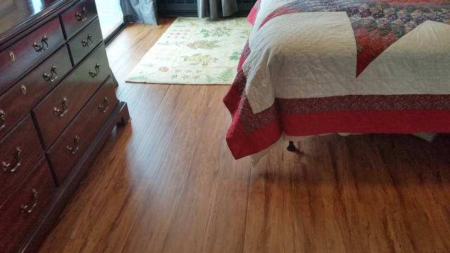 12mm Appalachian Olive laminate flooring