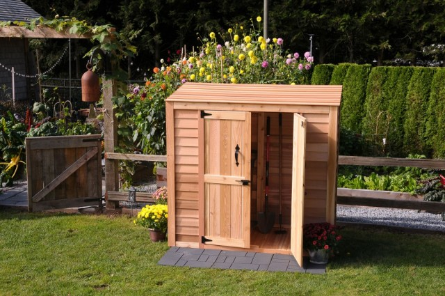 storage options for your garden