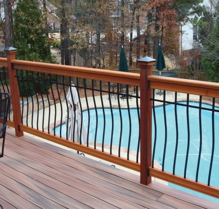 7 things to think about when installing deck railings for Things to consider when building a deck