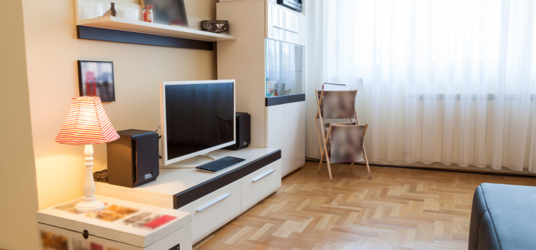 parquet flooring living room