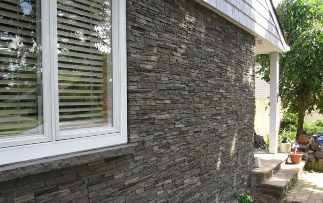 Faux Stone Siding For A Beautiful Facade