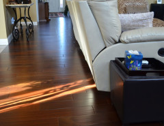 cumaru distressed hardwood flooring