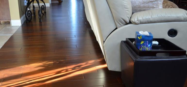 cumaru distressed hardwood flooring