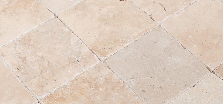 tumbled travertine tile