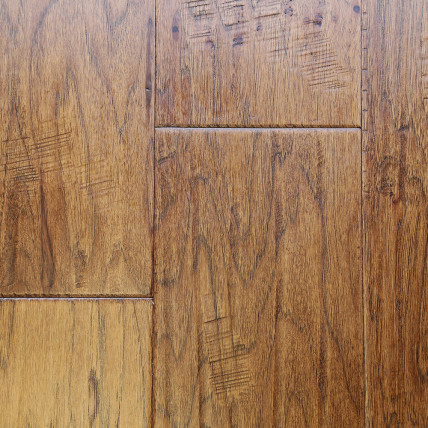 hickory distressed engineered wood flooring