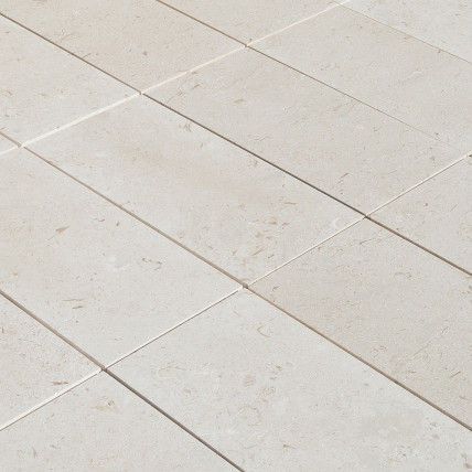 Merrion limestone tile Aegean Collection limestone tile