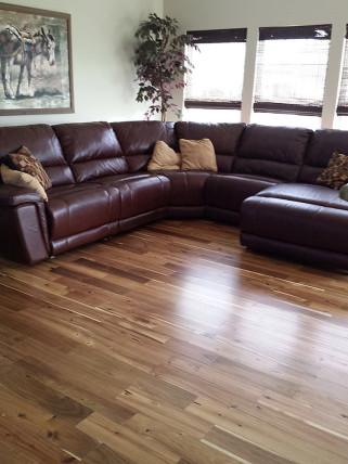 Chai beige acacia hardwood flooring